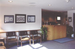 Harris Chiropractic Office